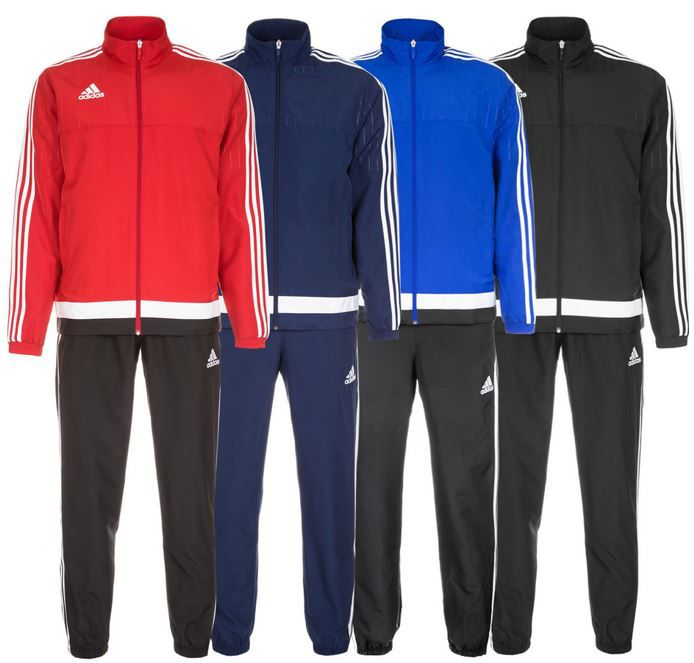 adidas Performance Tiro 15 Herren Trainingsanzüge für 39,95