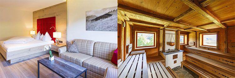 alpbacherhof zimmer 2 ÜN in Tirol inkl. Verwöhnpension, Massage & Wellness ab 179€ p.P.
