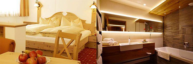 alpengasthof gruener zimmer 2 ÜN in Sölden in einer Suite inkl. Verwöhnpension & Spa ab 125€ p.P.