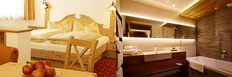 2 ÜN in Sölden in einer Suite inkl. Verwöhnpension, Spa & Gästekarte ab 178€ p.P.