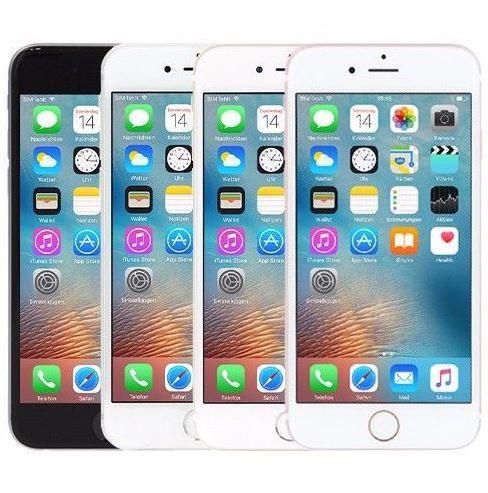 Apple iPhone 6S mit 16GB für 299,90€   leichte bis mittlere Gebrauchspuren