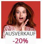 Spartoo mit 20% extra Rabatt im Sale! – günstige Schuhe, Taschen, Accessoires bei Nike & Co.