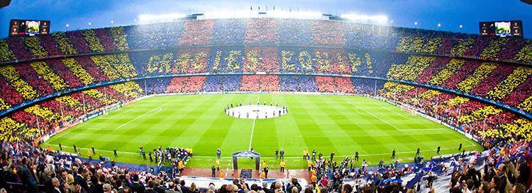 barcelona stadion tease 3 ÜN in Barcelona inkl. Fußballticket & Frühstück ab 179€ p.P.