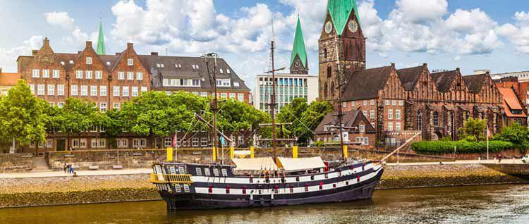 2 ÜN in Bremen inkl. Stadtführung, Frühstück, kostenloser Minibar & Dinner ab 149€ p.P