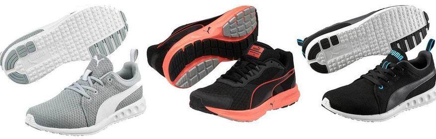 PUMA Carson Runner Descendant Laufschuhe für Damen und Herren, je Paar 29,99€