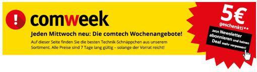 comtech Newsletter Comtech Comweek Deals – z.B. Samsung HW K470 4.1 Bluetooth Soundbar für 229€