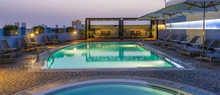coral dubai deira hotel teaser 6 ÜN in Dubai mit Flug, Transfer & Frühstück ab 542€ p.P.