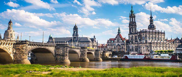 1 ÜN in Dresden inkl. Frühstück & Wellness ab 39€ p.P.