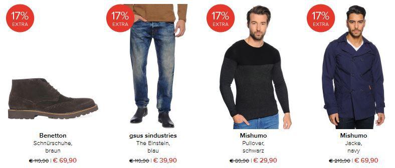 dress for less Gutschein dress for less bis Mitternacht 17% extra Rabatt   z.B. Tommy Hilfiger Sneaker für 33,20€