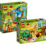 Lego Duplo mit 15% Rabatt – z.B. Wildlife Set Dschungel & Savanne statt 61€ für nur 44€
