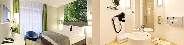 elements pure hotel bremen 2 ÜN in Bremen inkl. Stadtführung, Frühstück, kostenloser Minibar & Dinner ab 149€ p.P