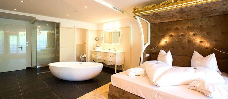 2 ÜN im Romantikhotel in Tirol inkl. HP & Wellness ab 149€ p.P.