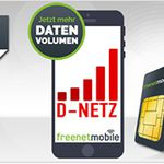 Vodafone freeSmart 500 inkl. 500 MB, 100 Freiminuten & -SMS ab 3,95€ mtl. (monatlich kündbar!)