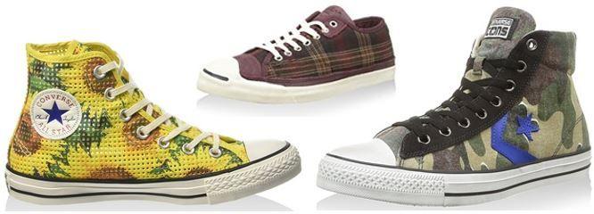 CONVERSE Sneaker Sale für Damen und Herren mit bis zu 50% Rabatt