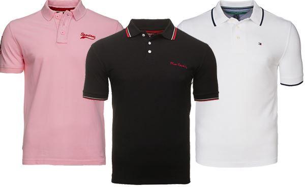 Marken Hemden & Poloshirts ab 3,99€   Tommy Hilfiger Polos für 19,99€ TOP!!