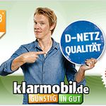 klarmobil Smart Flat im Vodafone-Netz für 3,16€ monatlich
