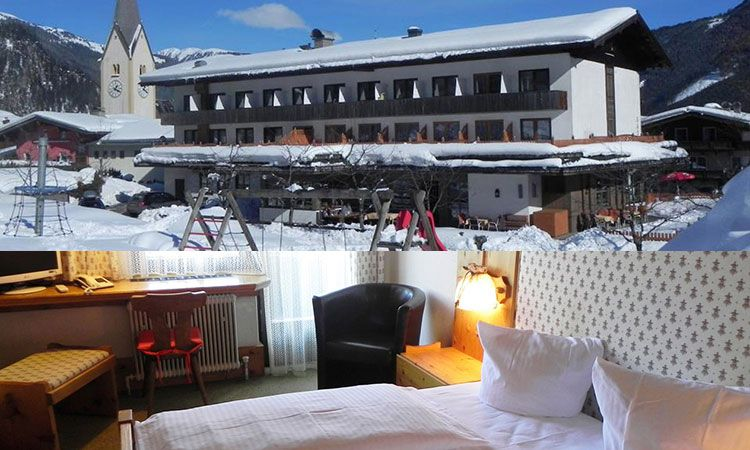 3 ÜN in Zell am See im Winter inkl. HP & Wellness ab 119€ p.P.