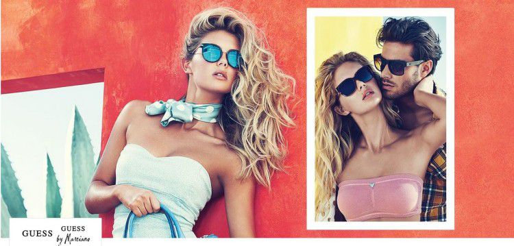 Guess Sonnenbrillen bei Vente Privee mit bis zu 65% Rabatt