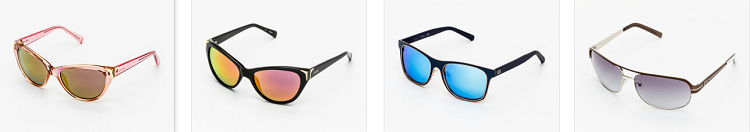guess Guess Sonnenbrillen bei Vente Privee mit bis zu 65% Rabatt