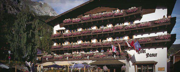 hotel basur tease 2 ÜN am Arlberg inkl. Halbpension & Sauna (2 Kinder bis 17 kostenlos) ab 69€ p.P.
