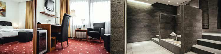 hotel california zimmer 2 ÜN in Berlin inkl. Frühstück, Spa & Fitness (1 Kind bis 5 kostenlos) ab 79€ p.P.