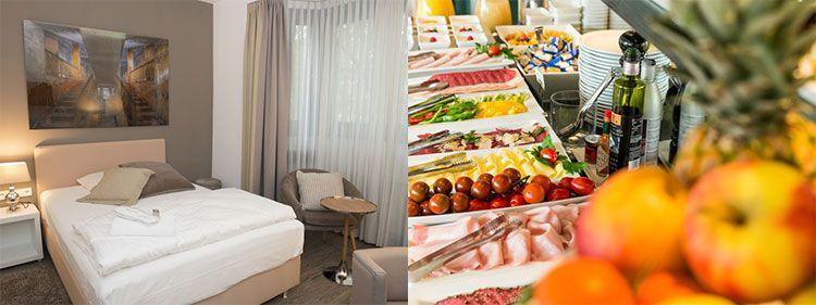 hotel concorde zimmer 1 ÜN im Taunus inkl. Frühstück, Late Check out & mehr ab 49€ je DZ