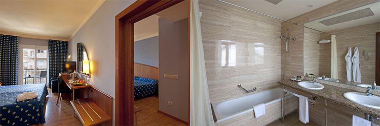 hotel delfin zimmer 6 ÜN an der Costa Brava inkl. Flug & Frühstück ab 259€ p.P.