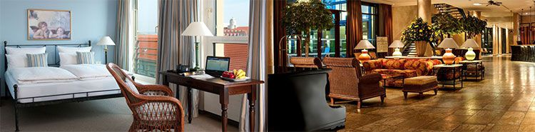 ÜN im 4* Hotel Elbflorenz (97%) in Dresden inkl. Frühstück & Wellness ab 40€ p.P.
