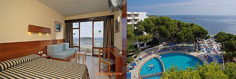 hotel miami ibiza zimmer 6 ÜN auf Ibiza inkl. Flug, Frühstück (oder HP) & Transfer ab 353€ p.P.