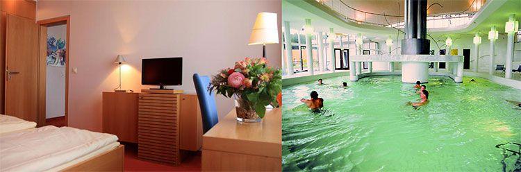 hotel rennsteig zimmer 2 ÜN im Thüringer Wald inkl. Halbpension+, Sauna & mehr (Kind bis 6 kostenlos) ab 89€ p.P.
