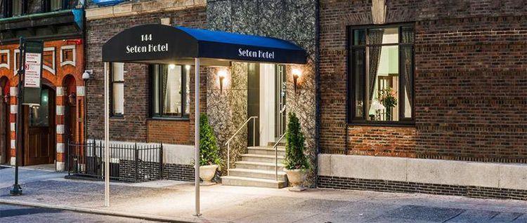hotel seton teaser 4 ÜN in New York per Direktflug ab Berlin im Januar & Februar ab 499€