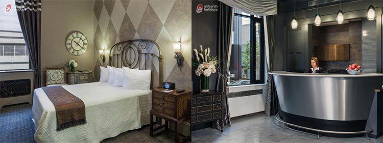 hotel seton zimmer 4 ÜN in New York per Direktflug ab Berlin im Januar & Februar ab 499€