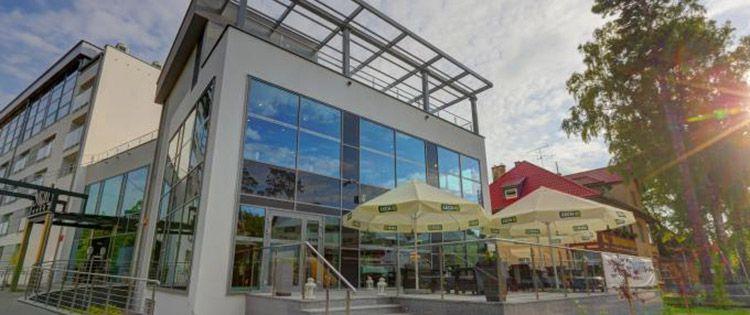 hotel skal teaser 5 ÜN an der poln. Ostsee inkl. HP, Sauna & Wellnesspaket (2 Kinder bis 4 kostenlos) ab 114€ p.P.