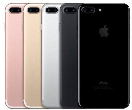 iPhone 7 Plus mit Vertrag in der Übersicht