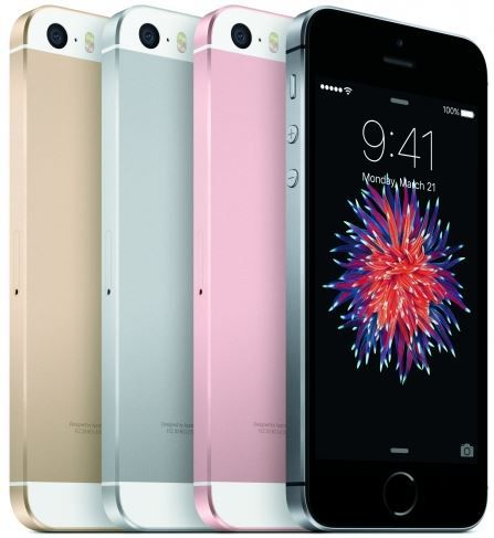 iPhone SE 16GB iPhone SE mit 16GB   4 Farben für je 419,90€
