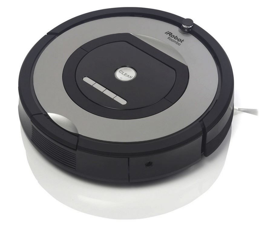 iRobot Roomba 774 iRobot Roomba 774   Staubsauger Roboter mit Funkfernbedienung für 299€
