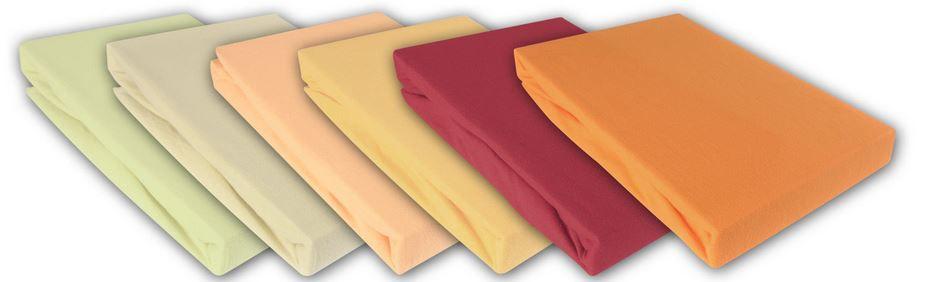 jersy wow angebot Julido Jersey Spannbettlaken in 5 Größen 18 Farben für je 9,95€