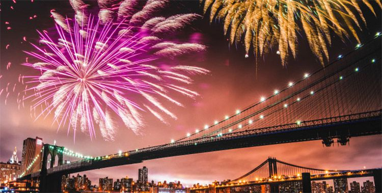 newyork silvester 5 Tage zu Silvester in New York inkl. Flügen & Hotel ab 864€ p.P.