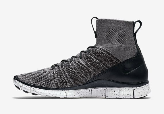 nike free mercurial superfly dark grey summit white 03 e1474097169690 Nike Free Mercurial Superfly für 140€ (statt 170€)