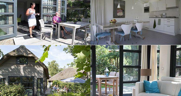 4 ÜN im Ferienhaus nördlich von Amsterdam für bis zu 4 Personen (+ 2 Kinder bis 3 Jahre) ab 159€