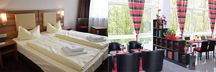 rennsteigblick hotel 3 ÜN für 2 Personen (+ 1 Kind bis 11) im Thüringer Wald inkl. All Inclusive light & Sauna für 259,99€
