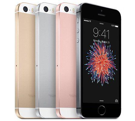 Apple iPhone SE 16GB für 279,90€ (statt 320€)   Retourengeräte!