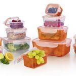 24-teiliges GOURMETmaxx Frischhaltedosen-Set für 12,99€ (statt 18€)