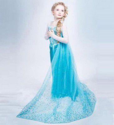 """Disneys Frozen Mädchenkostüme """"Elsa"""" ab 8,88€"""