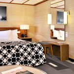 2 ÜN auf dem Hotelschiff SS Rotterdam im Superior Room inkl. Frühstück & Dinner ab 139€