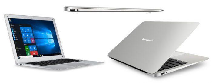 Jumper Ezbook 2 Ultrabook   14 Zoll Full HD Notebook + Win 10 für 140,95€