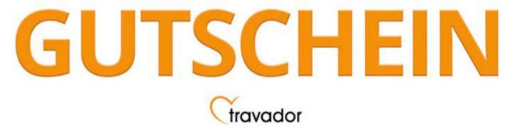 travador Gutescheine Travador Reisegutscheine mit 30 oder 60€ sofort Rabatt ab 138€ Reise Buchungen