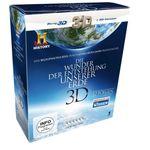 Die Wunder der Entstehung unserer Erde [3D Blu-ray + DVD] für nur 22€ im Media Markt Dienstag Sale