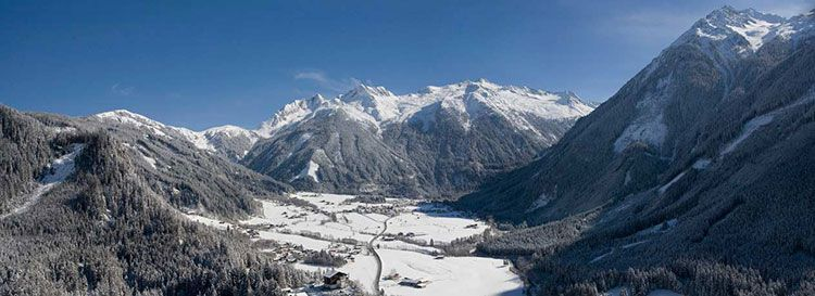 zell am see winter 3 ÜN in Zell am See im Winter inkl. HP & Wellness ab 119€ p.P.