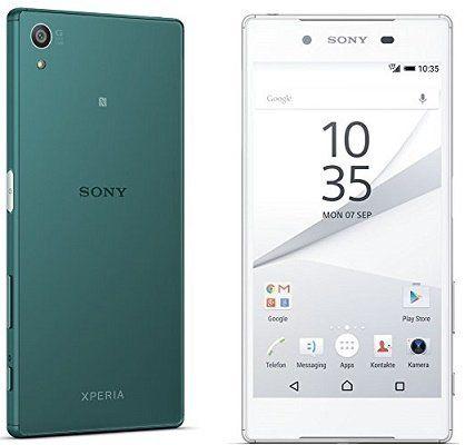 Sony Xperia Z5   5,2 Zoll Smartphone 32GB für 289,90€ (statt 315€)